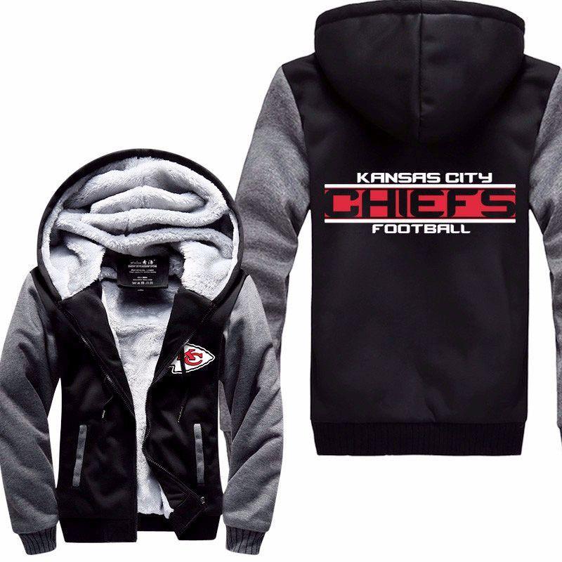 new style 33c9e 5fb6c kansas city chiefs hoodies
