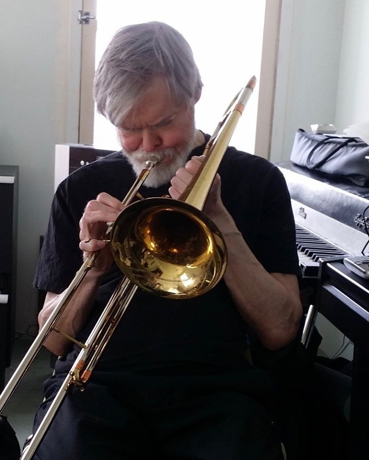 I Recently Received Jabbo Smith S Valve Trombone As A Gift I Then Bought The Trumpet Trombone Doubling Mouthpiece Valve Trombone Trombone Trombone Mouthpiece