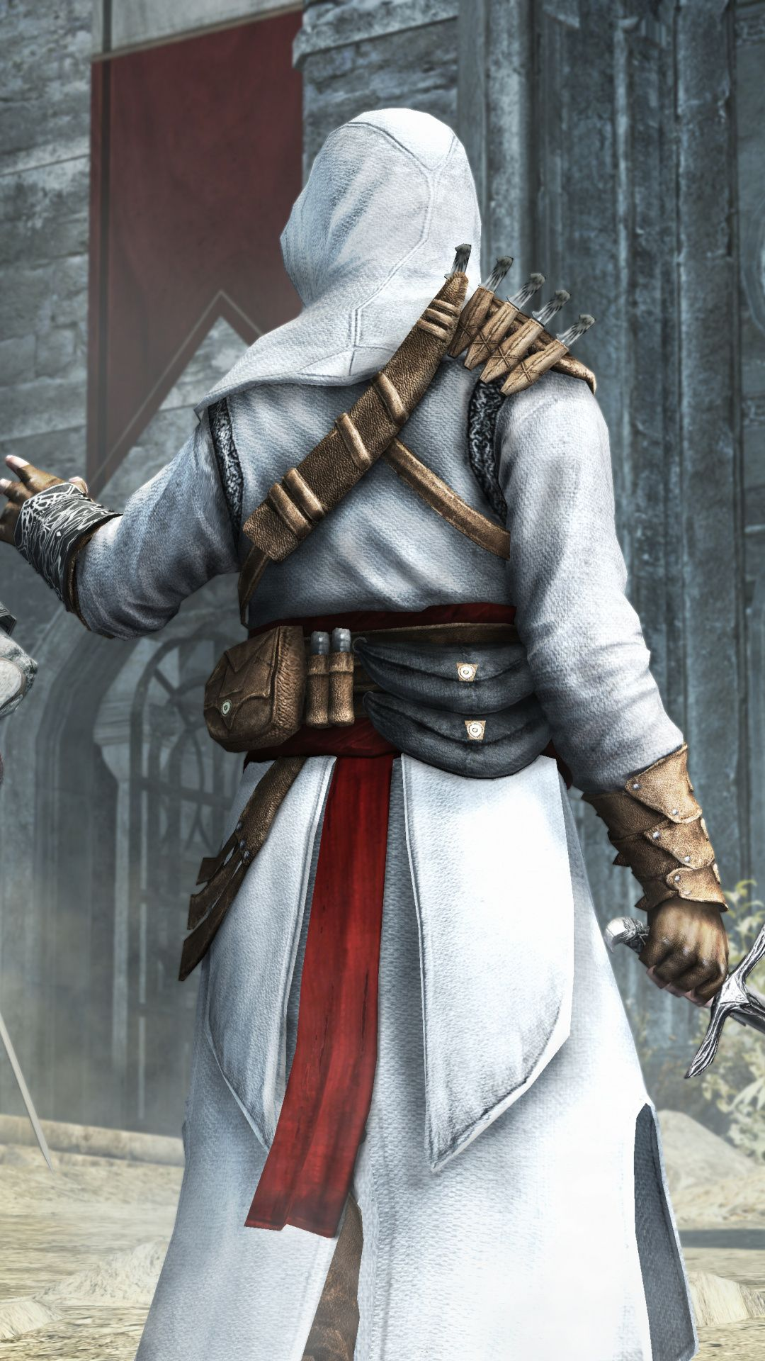 Wallpapers middle ages, knight, ubisoft, weapon, assassins
