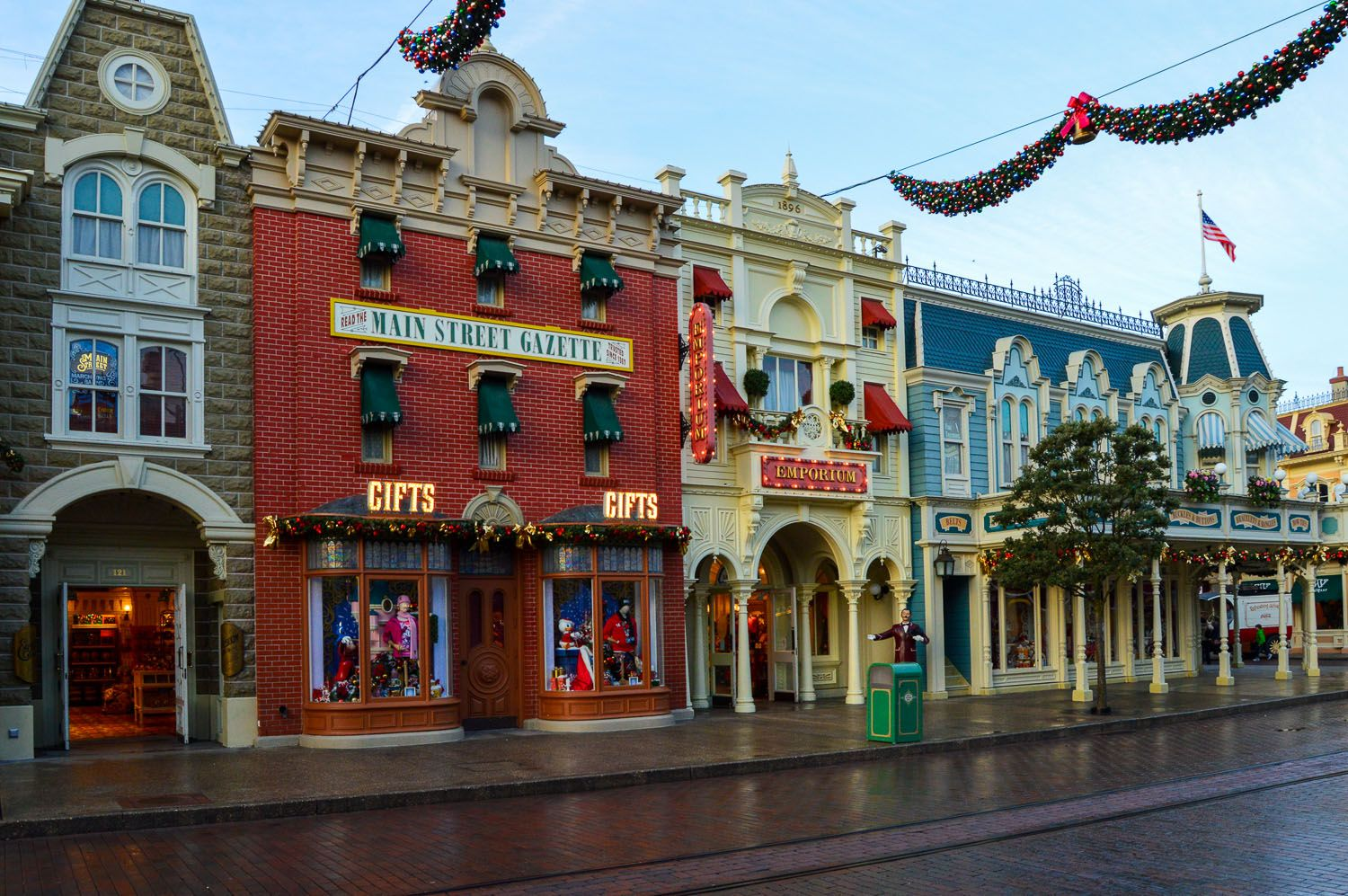 Have Yourself A Merry Little Walk Down Main Street U.S.A