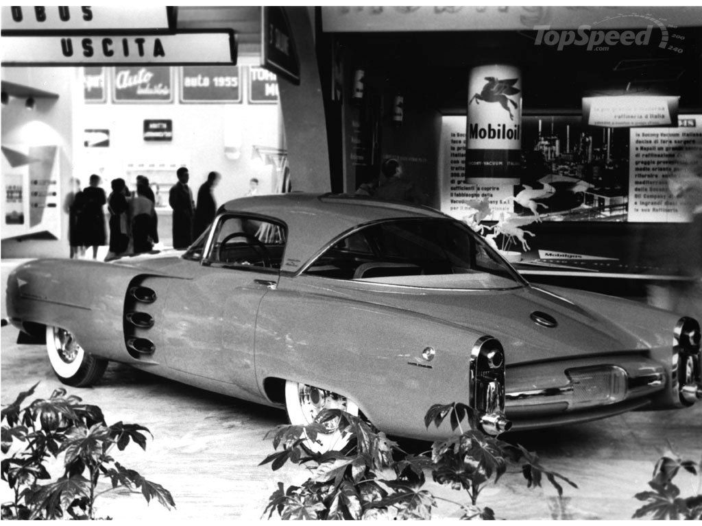 1956 chrysler boano auto shows car and driver - Boano Viotti 1400 Coupe 1954 1955 Front Styling Continues On From Chrysler Ghia St Special A Boano Concept Leading Up To His Ghia Departure