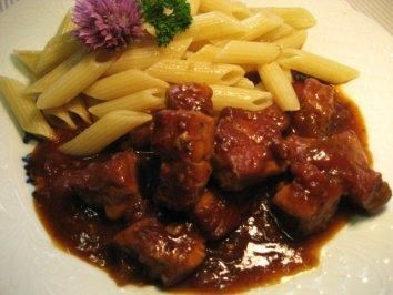 Photo of Pork goulash … – Recipe with picture