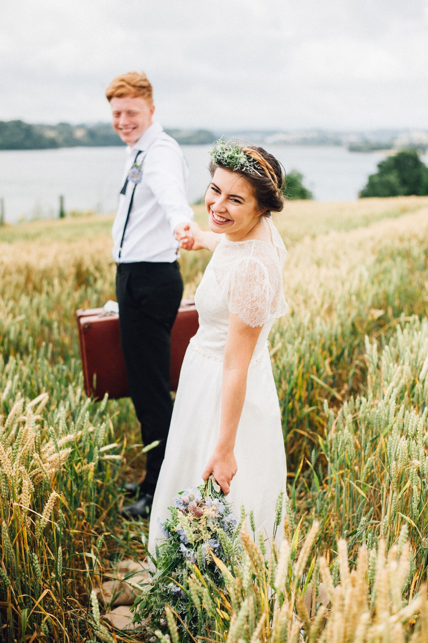 English elopement wedding flowers wedding elopement styled shoot