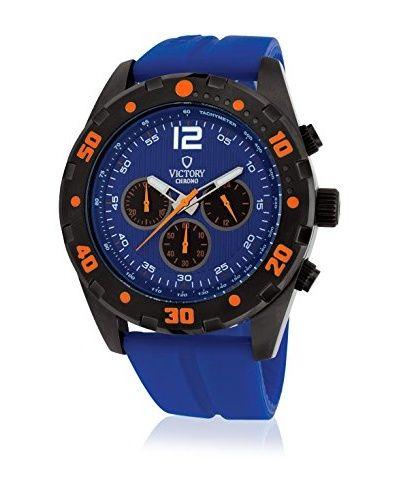2d183fcf6043 Victory Reloj Victory V-Conquest Azul 46 mm