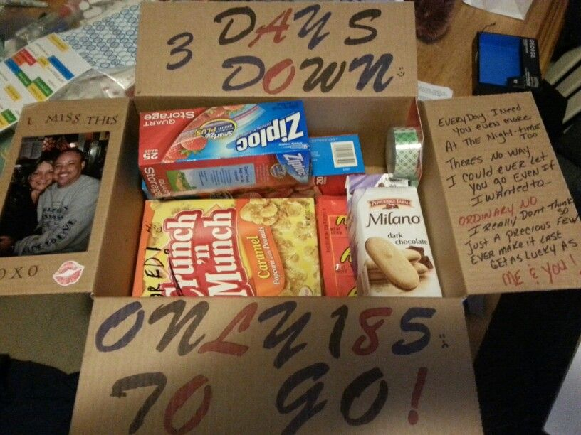 3 days down package maile 2/12/14 Snack recipes, Pop