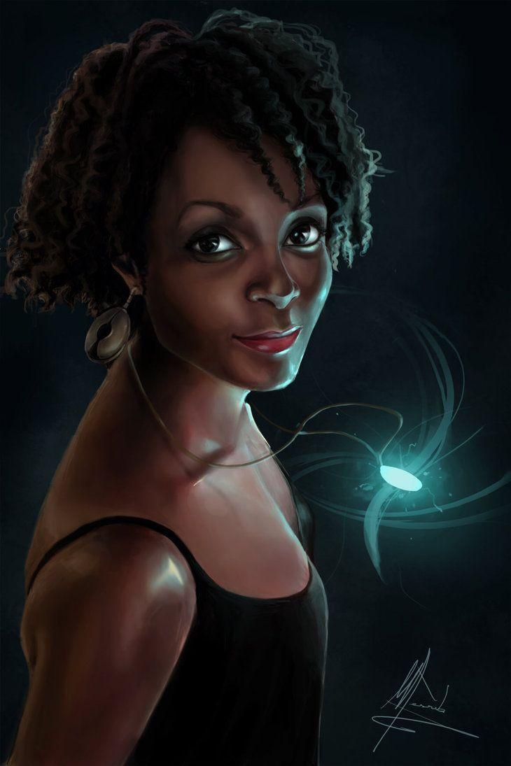 Portrait by Mesrile on DeviantArt