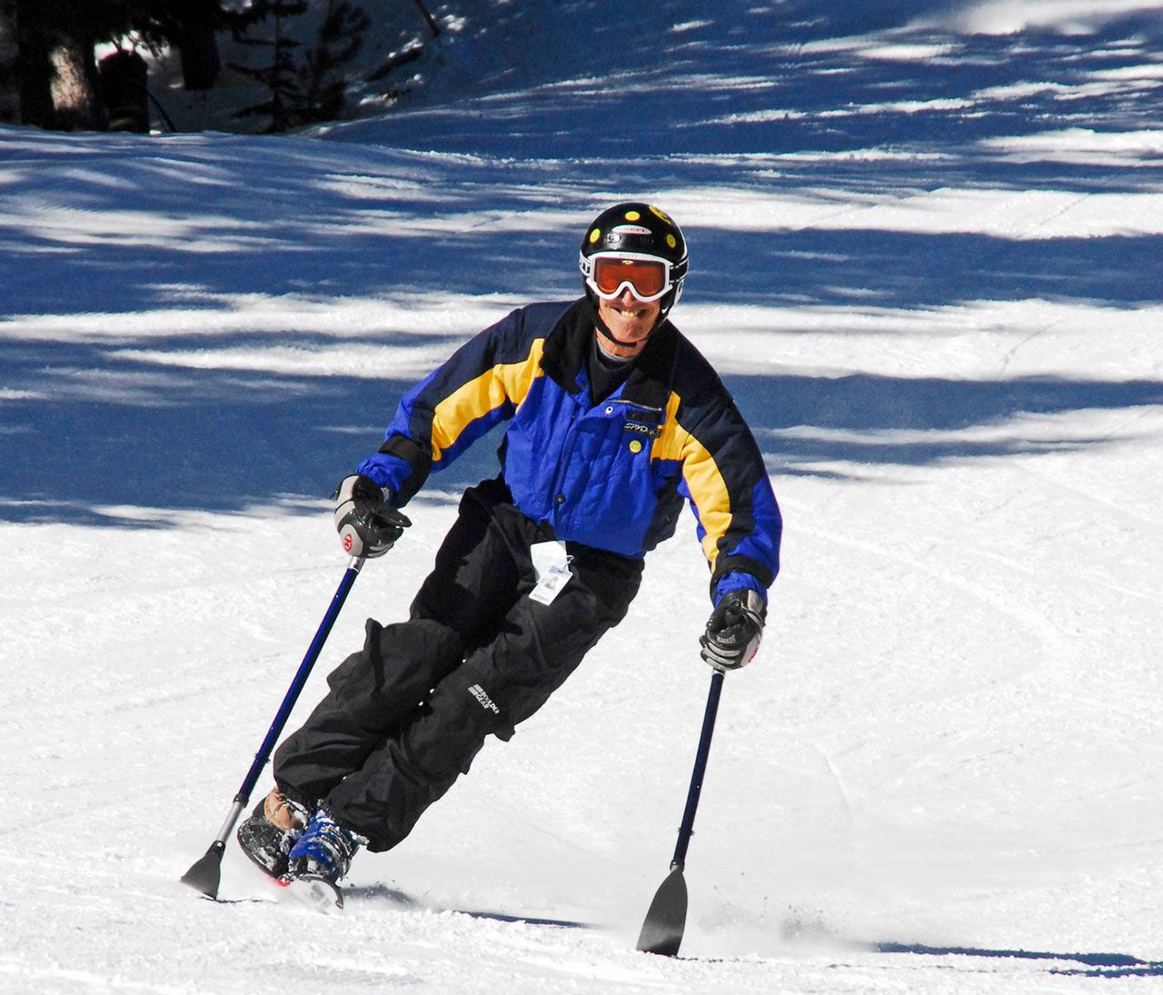 Snow Strokers Provides Hope on the Slopes for Stroke