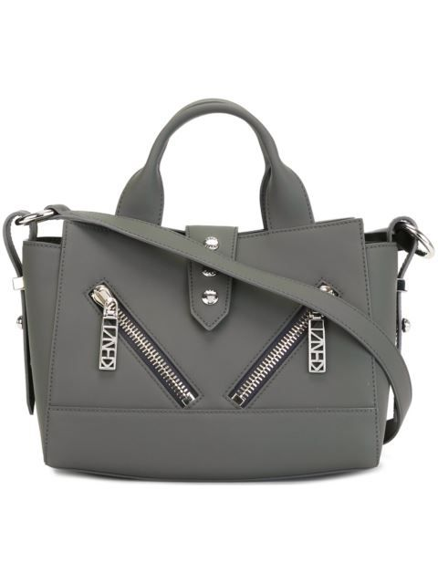 6a7f39e175 Shop Kenzo 'Kalifornia' tote in O' from the world's best independent  boutiques at