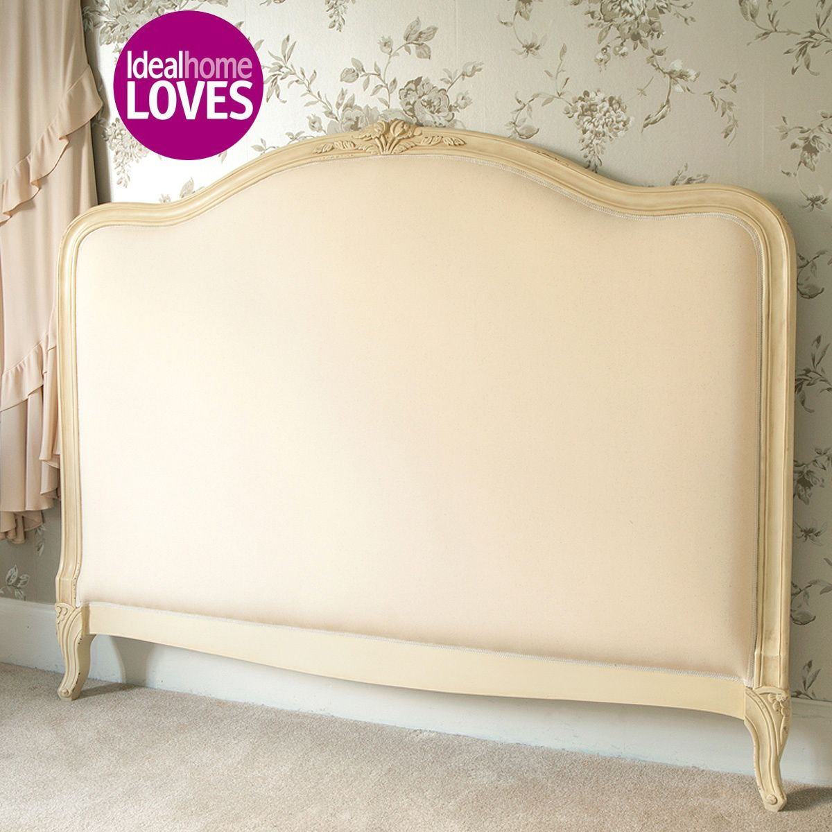 Parisian Upholstered Headboard Headboards Beds Mattresses French Bedroom Company Bedroom Bed Design French Inspired Bedroom Parisian Room