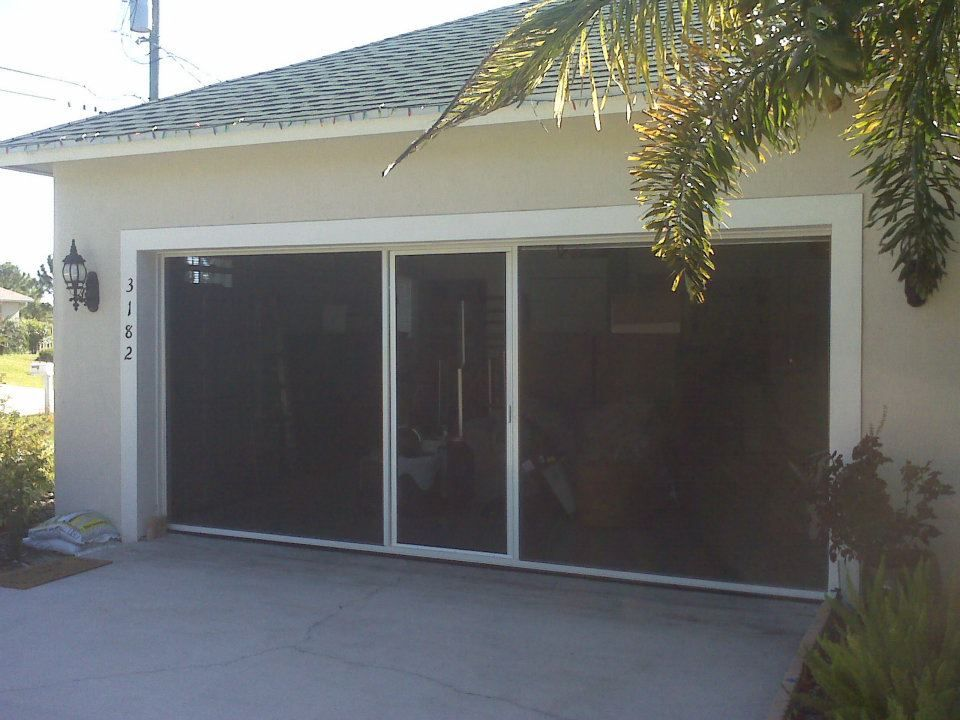 Garage Door Screen Doors These Screens Are Approved By Most Home