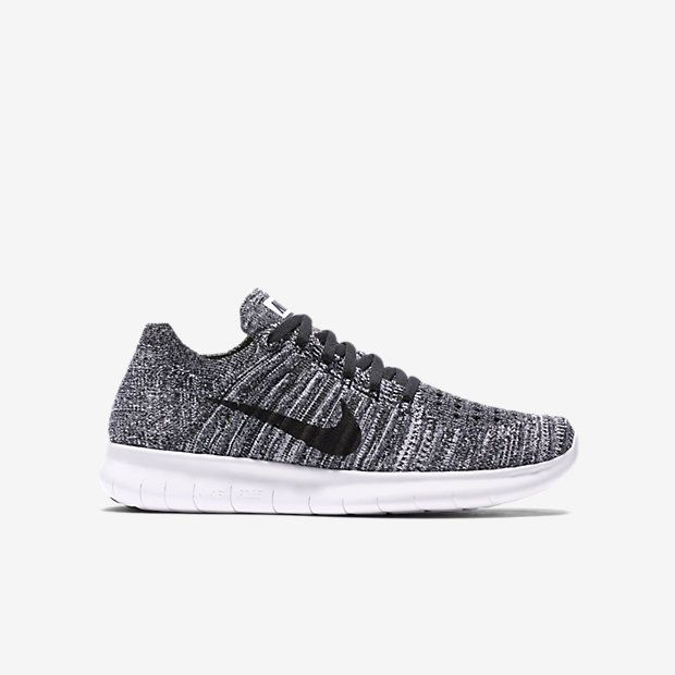 Nike Free RN Flyknit (3.5y-7y) Big Kids' Running Shoe