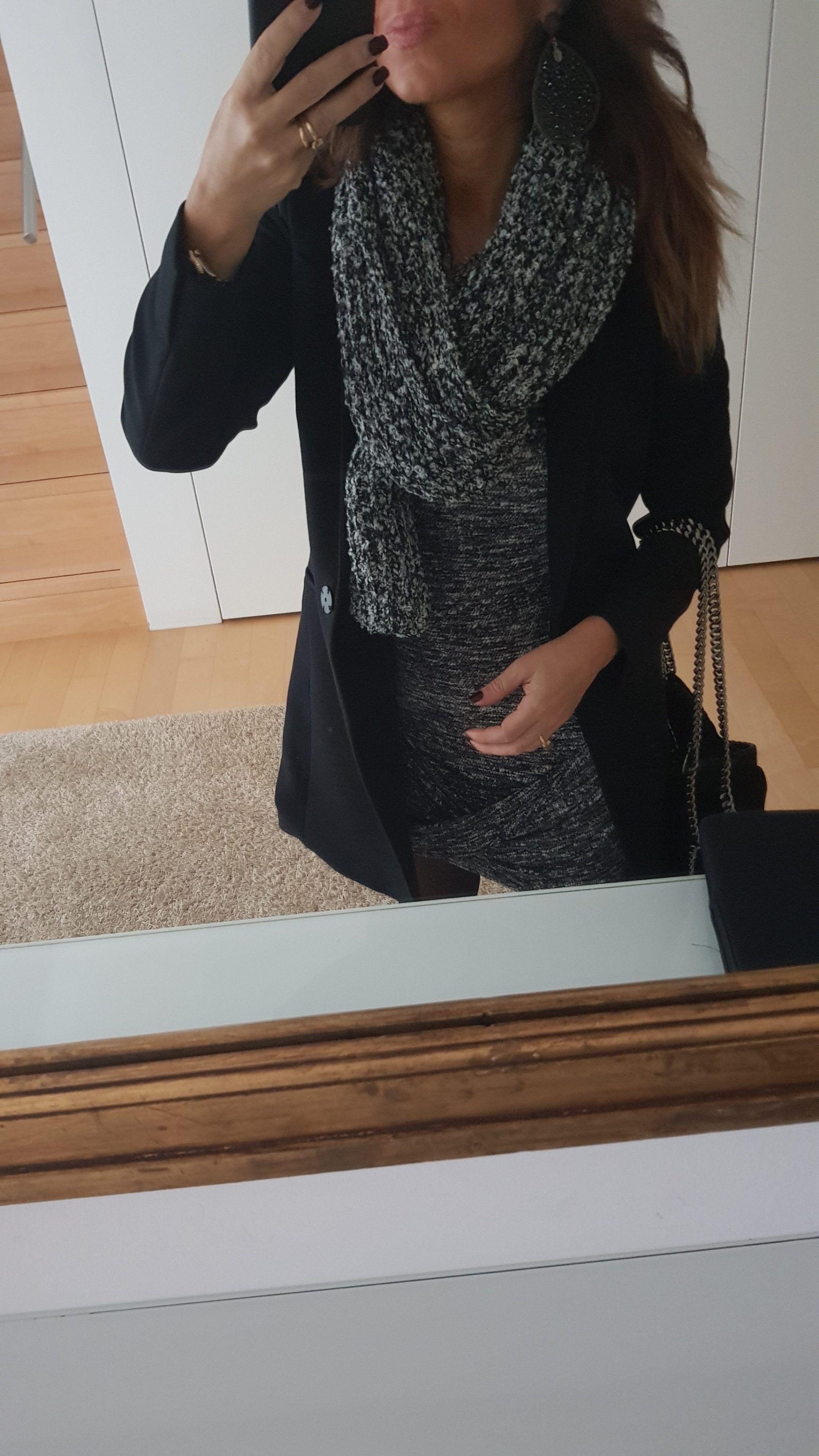 più recente da8f6 62bac Come indossare una sciarpa o una stola | Perfect outfit ...