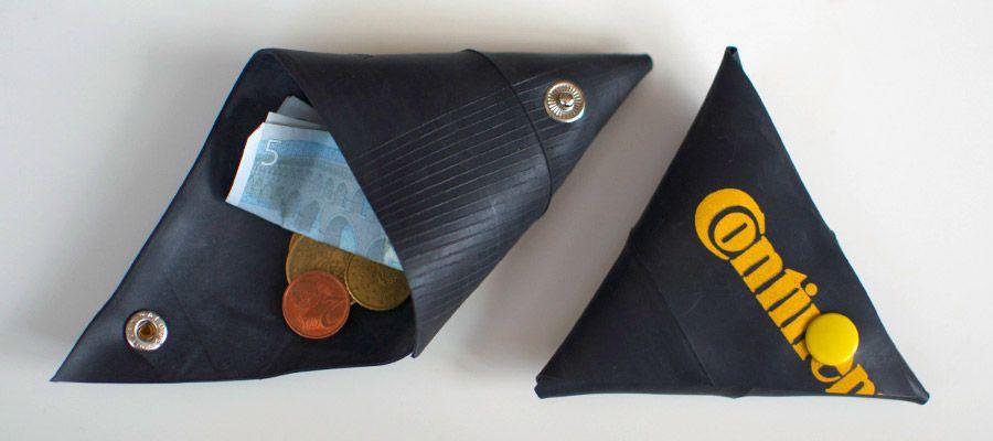 Porte monnaie coup dans une chambre air de v lo recycl e 36 objets pratiques pinterest - Combien coute une chambre a air de velo ...