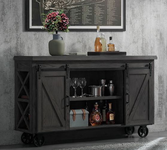 Parrish Bar Cabinet Pine Furniture Bar Carts Amp Bar