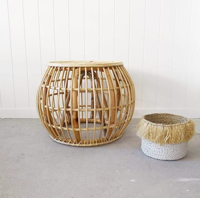 Coastal Side Table (With images) | Side table, Table ...