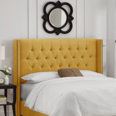 plus headboard uses tufted the easy tinysidekick to make upholstered pegboard it tutorial remodelaholic detailed easier for diy tufting com
