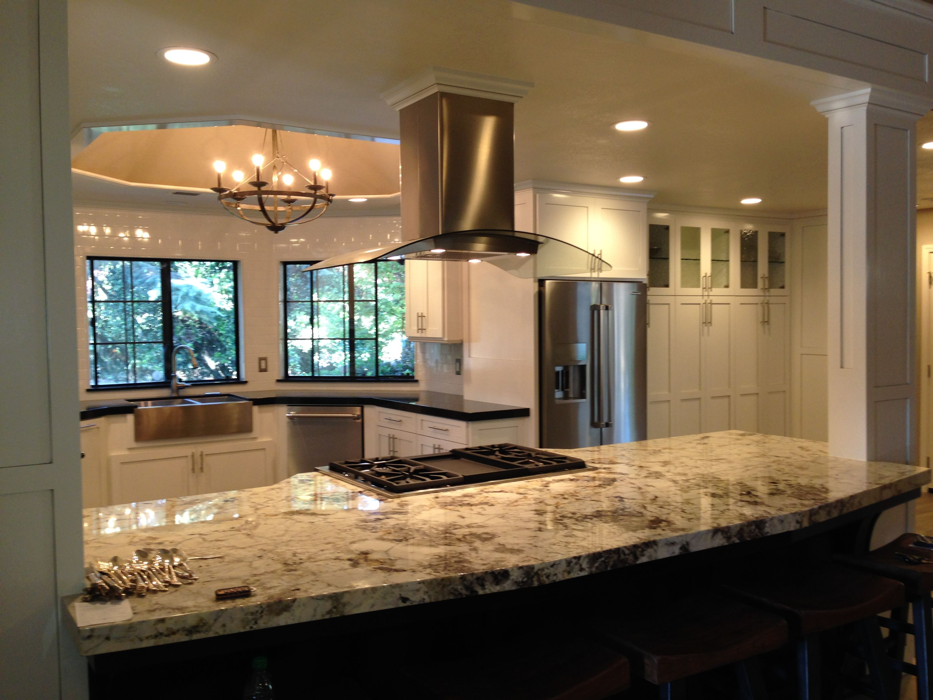 Galley Kitchen Remodel Remove Wall kitchen islands and load bearing wall - google search | kitchen