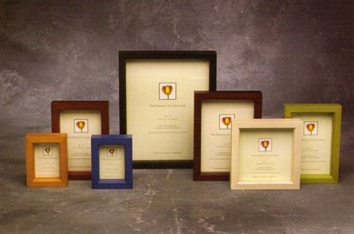 our variety includes a number of photo frames from Dennis Daniels ...
