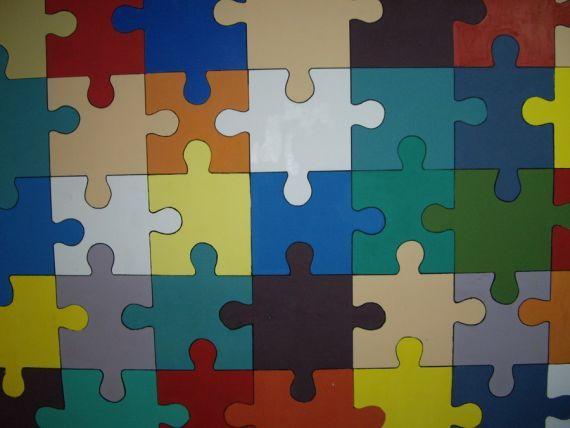 Es un puzzle en el que todas las piezas deben encajar