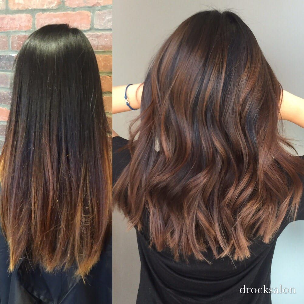 Photo Of D Rock Salon Fairfax Va United States Before And After