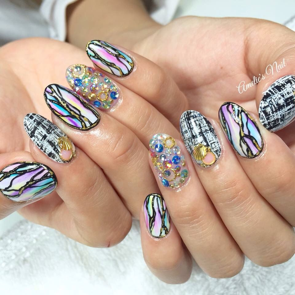 Pin by tarria warren on Nails | Nail art designs, Nails