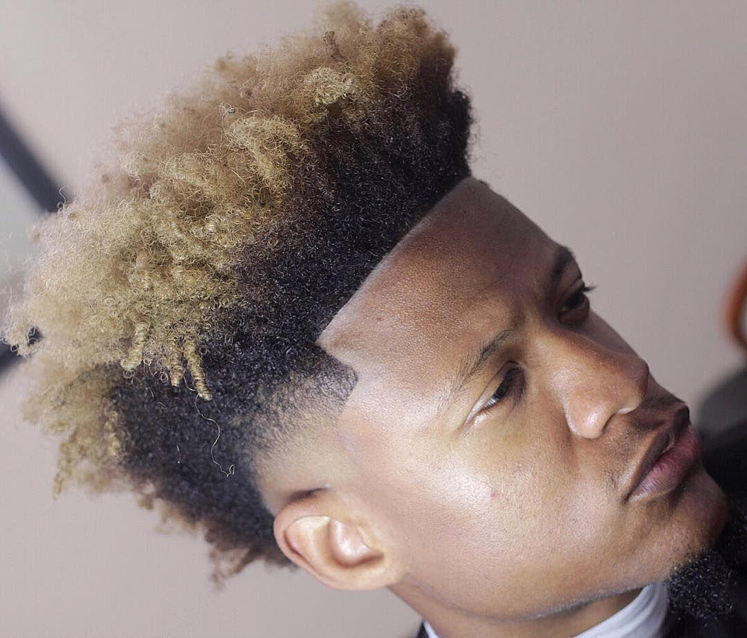 Cool sassy curly mohawk designs outlandish badboy style