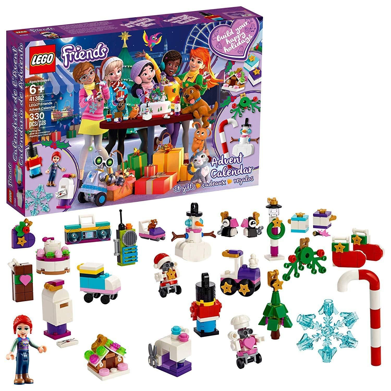 Deals On Lego Friends Lego City Advent Calendar Toy Advent