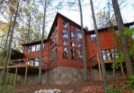 Tree Top Lodge - Broken Bow