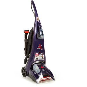 Bissell Proheat Pet Upright Deep Cleaner Purple 89104 With