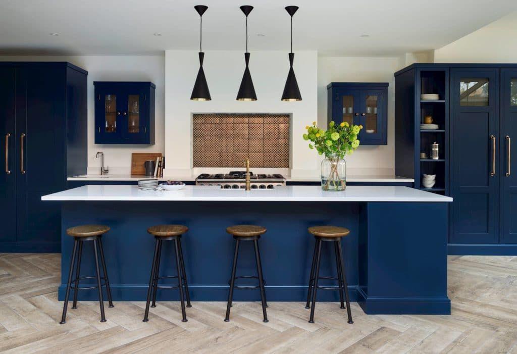 15++ Shaker kitchen blue inspiration