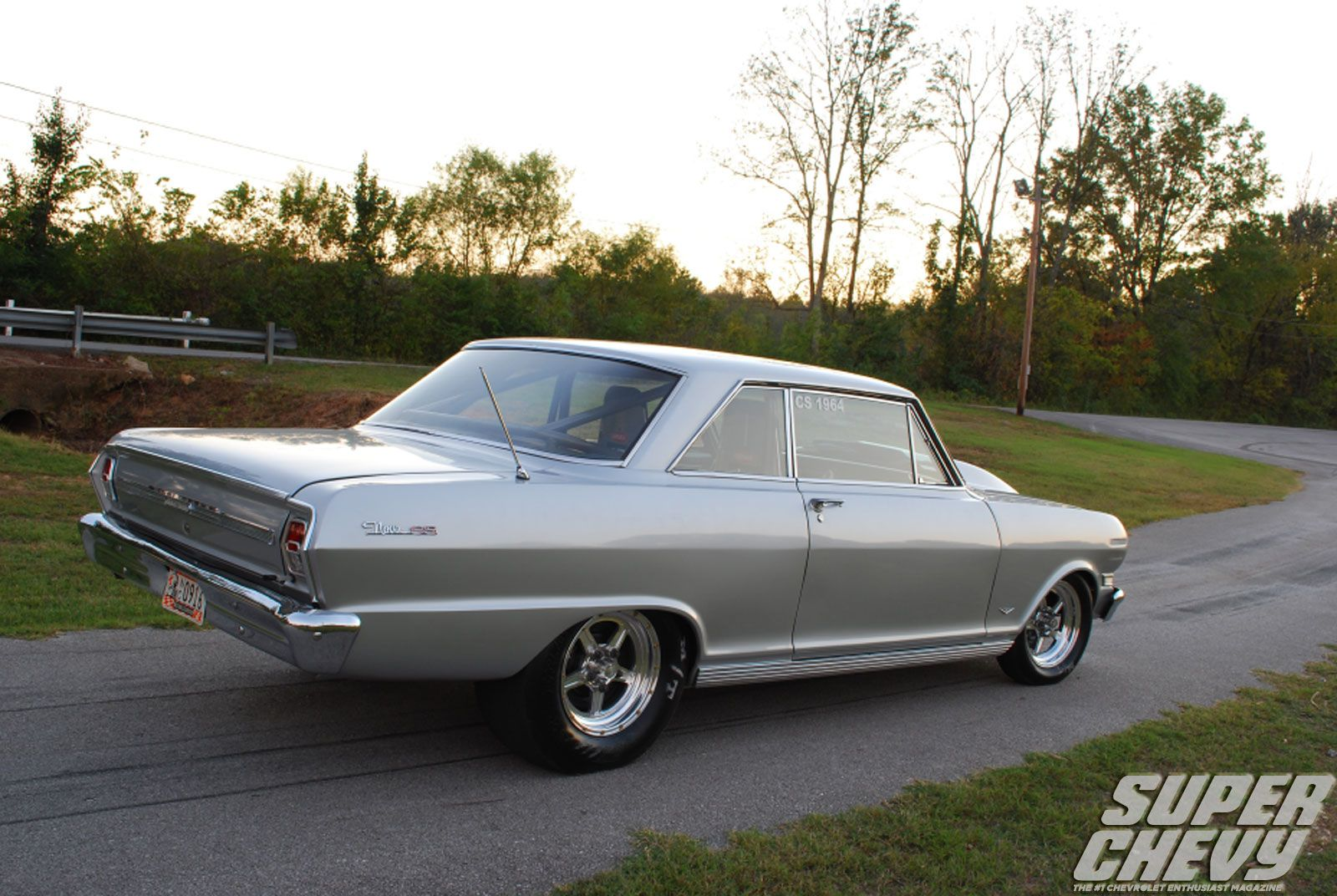 All Chevy 1964 chevy ii : Chevy Nova 2 | Sucp 1108 06 1964 Chevrolet Nova II Photo 3 | Cars ...
