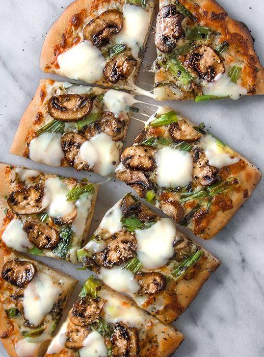 die besten 25 mushroom flatbread recipes ideen auf pinterest spinat fladenbrot rezepte. Black Bedroom Furniture Sets. Home Design Ideas