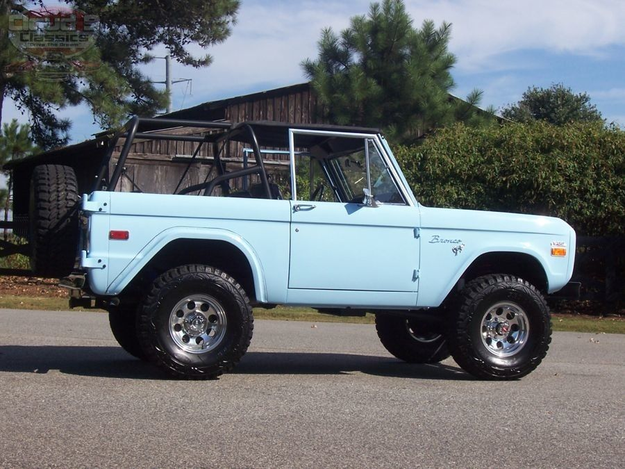 Pin by Holly Archuletta on So Brandon | Pinterest | Ford bronco ...