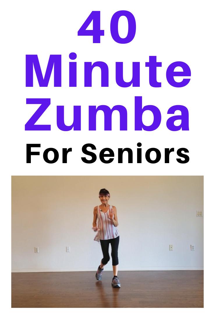 Zumba Workout for Seniors 40 Minutes