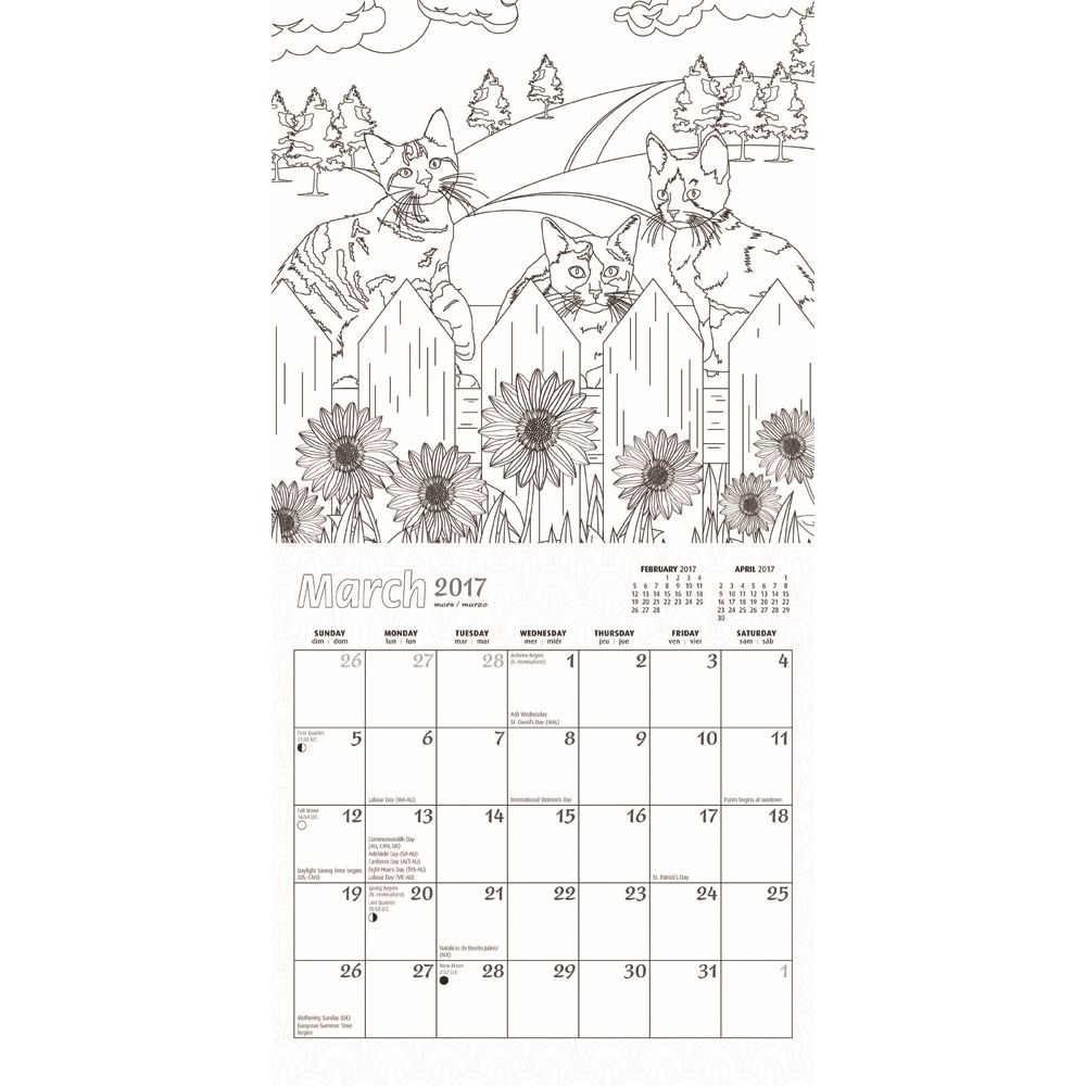 Relax With Art Calendar : Calendars archives i love inspire d