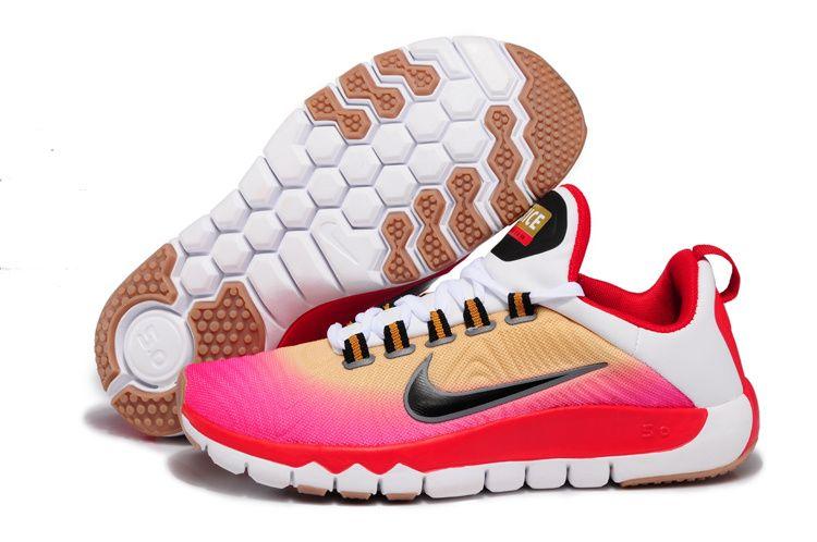 Nike Free Trainer 5.0 NRG Pine GreenVarsity Maize