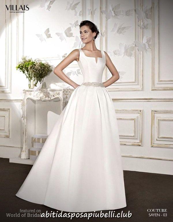 39051d36aef0 Abiti da sposa di alta moda 2018 di Villais Sara Vilaverde  abiti  sposa
