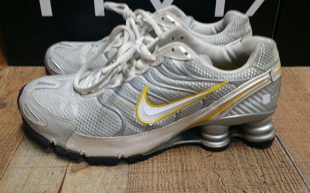 NIKE FREE RUN 2 RUNNING SHOES Women's Yellow Grey Size 10 | eBay