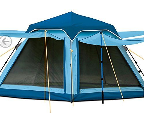 Gazelle Outdoors Large Size Instant Spining Family Tents