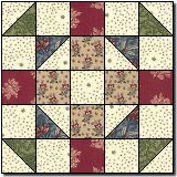 Cain and Abel Quilt Block