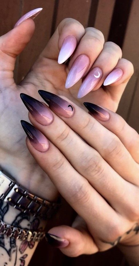 Pin By Ashlee Kent On Paznokcie In 2020 Stiletto Nails Designs Dream Nails Coffin Nails Designs