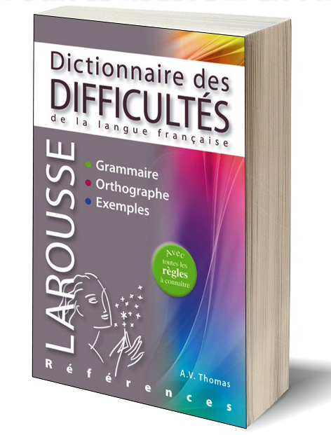 Dictionnaire Des Difficultes De La Langue Francaise Top Livres Book Cover Books