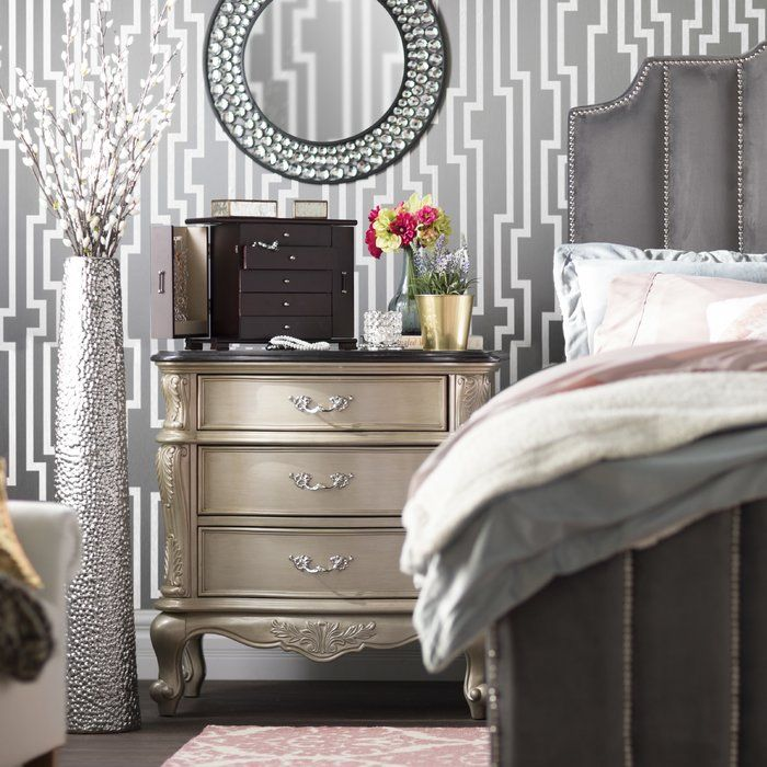 Candice Olson Shimmering Details 33 L X 20 5 W Wallpaper