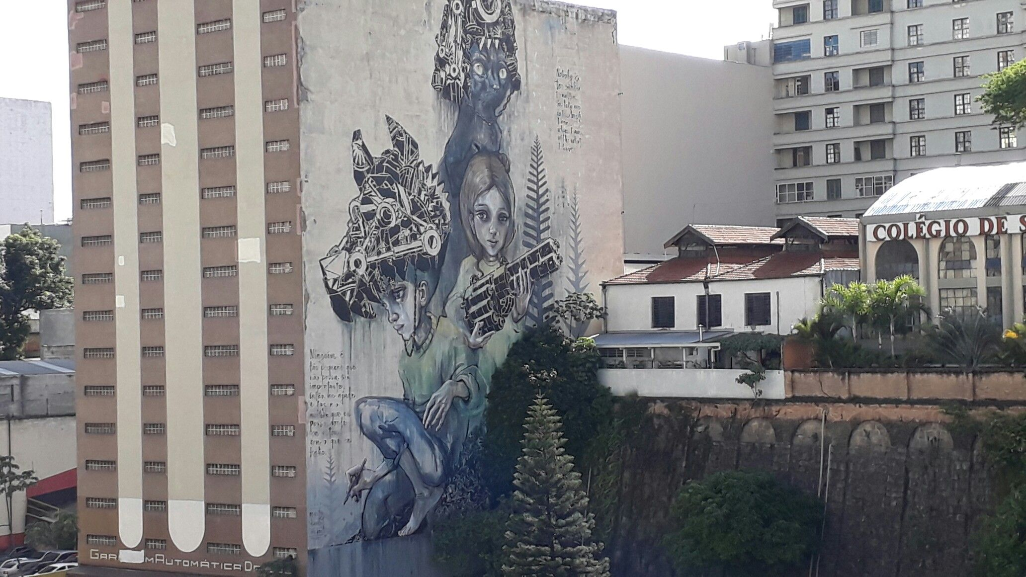 Pin de Rafael Severo em arte Cidade de são paulo, Cidade