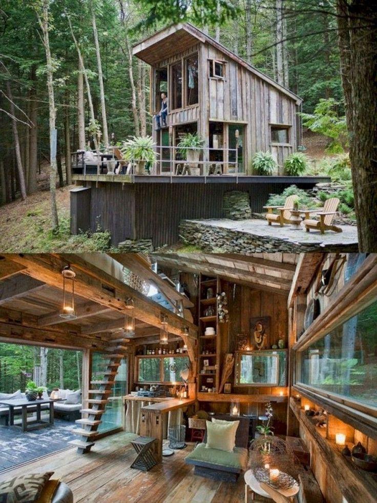 Photo of 48 Extraordinary Tiny House Design Ideas – pinturest #hausdesign 48 Extraordinar…