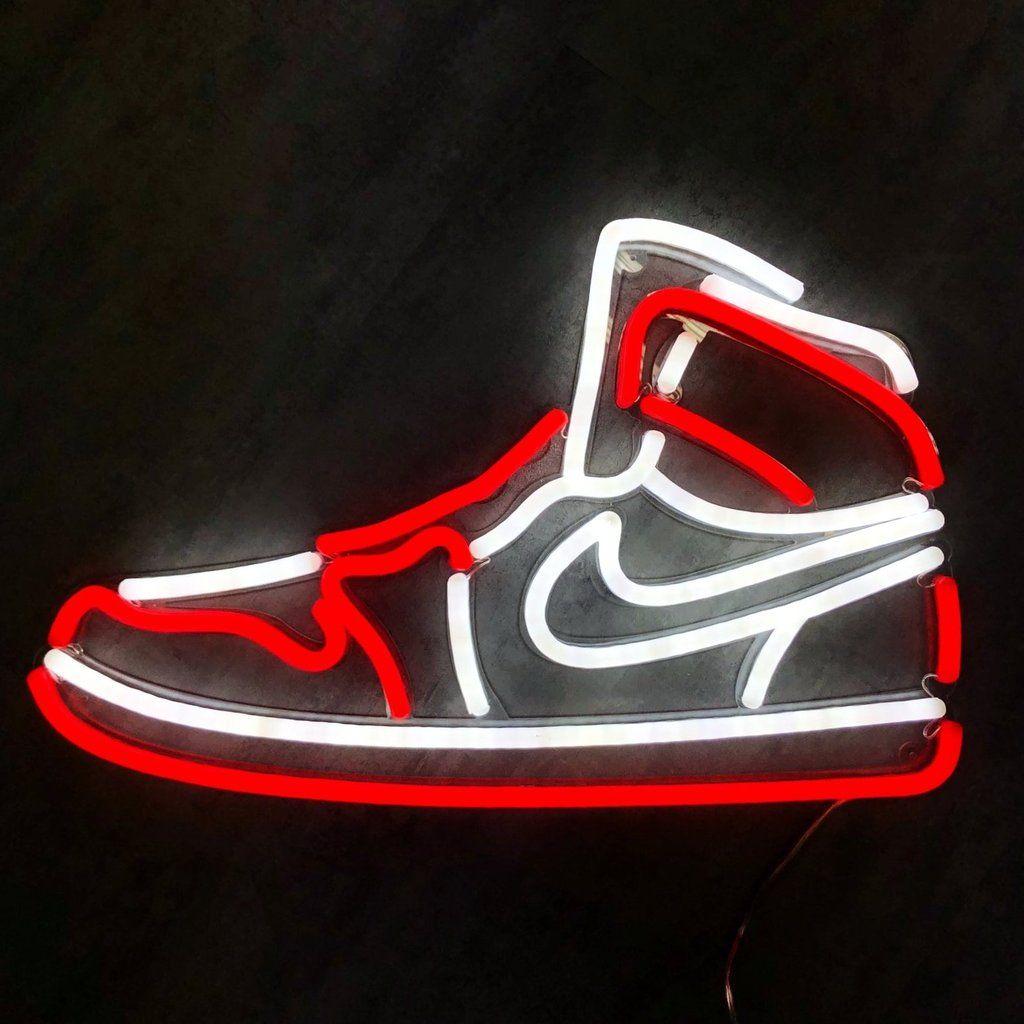 Air Jordan 1 LED Neon Sign [Maxi Size