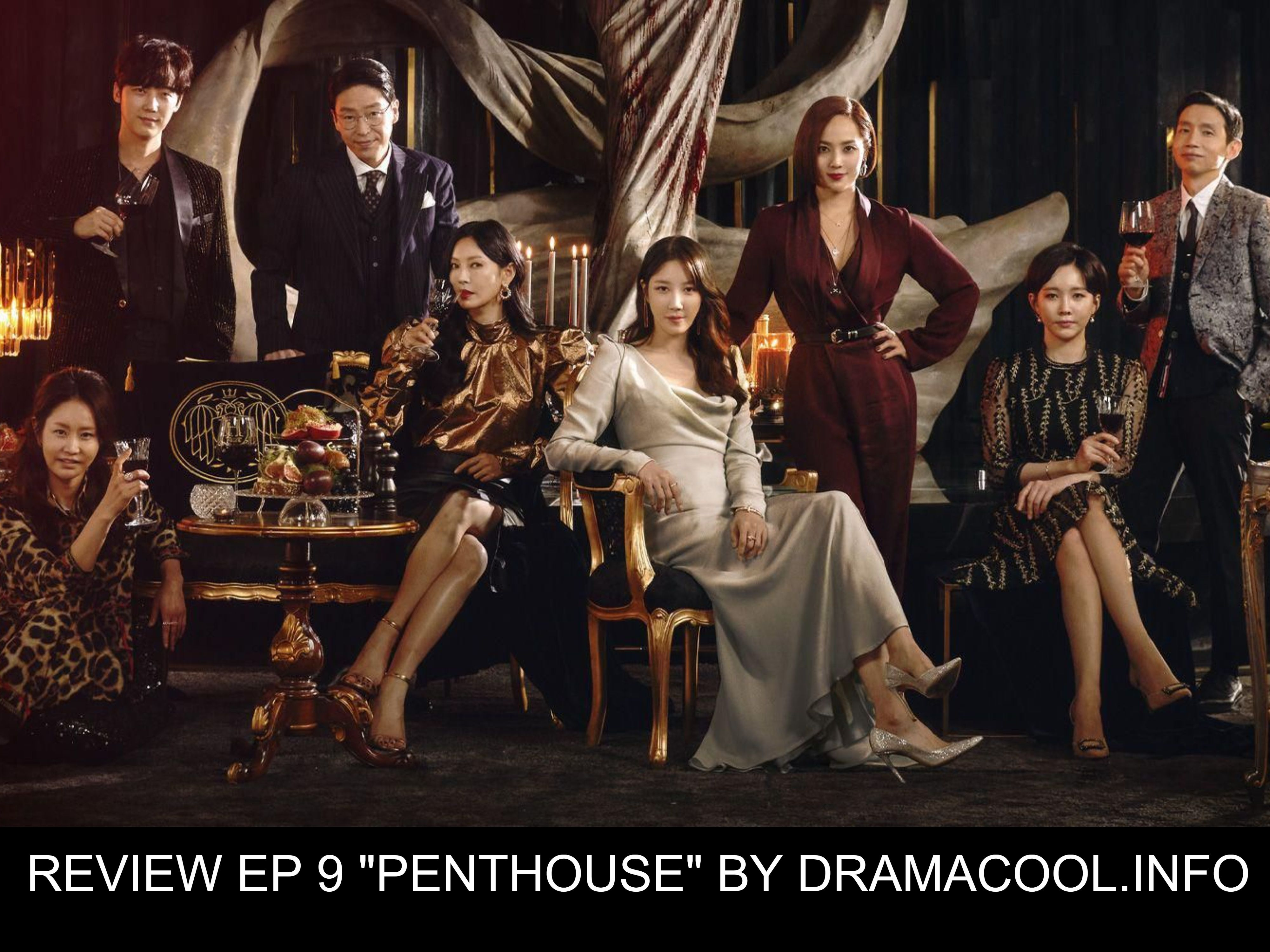 "REVIEW EP 9 ""PENTHOUSE: WAR IN LIFE"""