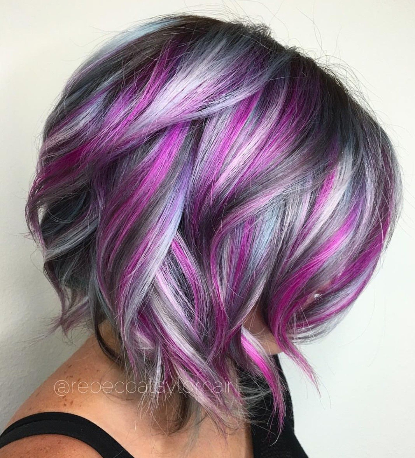 Pin by Melissa Buckmaster on Hair Pinterest