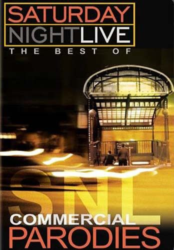 Saturday Night Live - The Best of Commercial Parodies DVD Movie