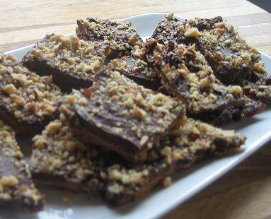 recipe: chocolate crack graham crackers [9]